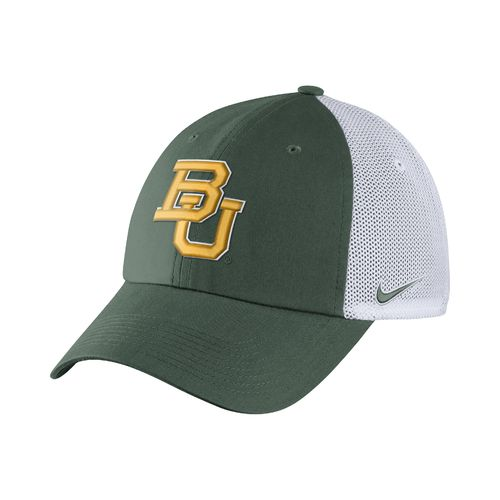 Nike Men's Baylor University Heritage86 Trucker Cap