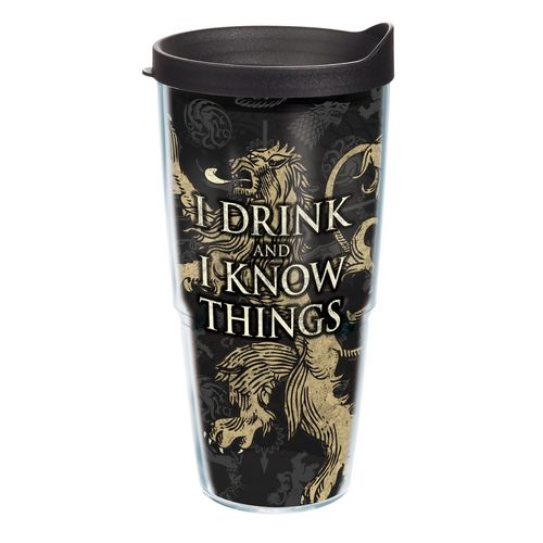 Tervis HBO Game of Thrones I Drink 24