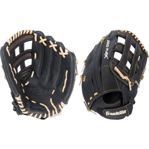 "Franklin Adults' Pro Flex Hybrid Series 13.5"" Baseball Glove"