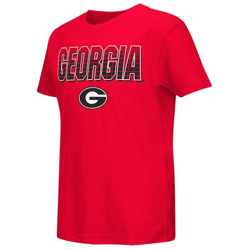 Colosseum Athletics™ Youth University of Georgia Gack Short Sleeve T-shirt