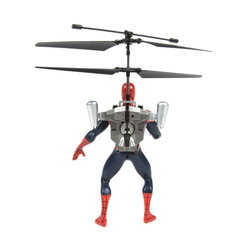 World Tech Toys Marvel Ultimate Spider-Man vs. The Sinister 6 Jetpack RC Helicopter - view number 4