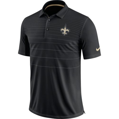 Nike Men's New Orleans Saints Early Season '17 Polo Shirt - view number 1
