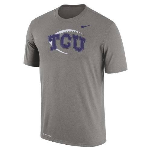 Nike Men's Texas Christian University Dri-FIT Legend Icon 17 T-shirt