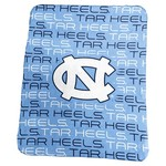 Logo University of North Carolina 50 in x 60 in Classic Fleece Blanket - view number 1