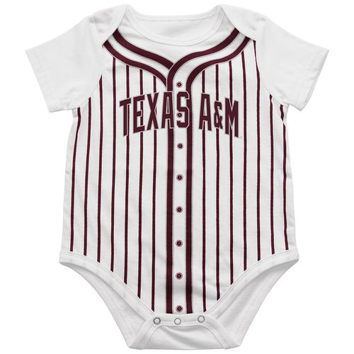 Colosseum Athletics™ Infant Boys' Texas A&M University Fastball Onesie