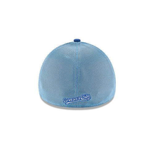 New Era Men's Kansas City Royals Team Brazen 39THIRTY Cap - view number 2