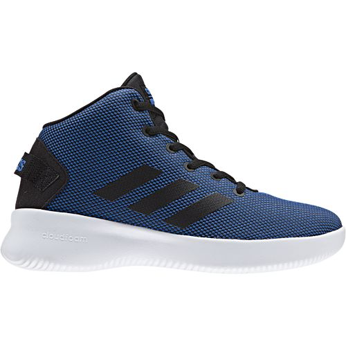 adidas Boys' cloudfoam Refresh Mid Basketball Shoes