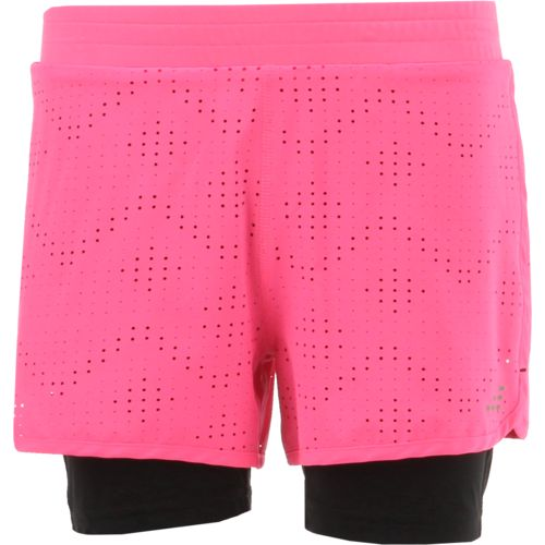 BCG Girls' Laser Cut Twofer Short - view number 1