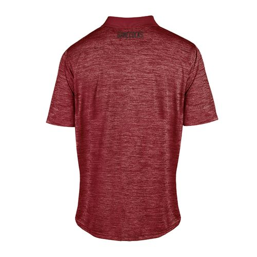 Champion™ Men's University of South Carolina Synthetic Colorblock Polo Shirt - view number 2