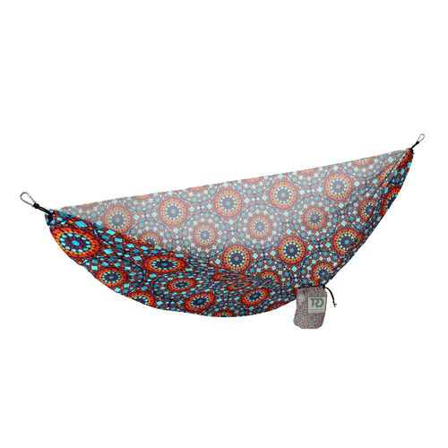 Twisted Root Design Festival Mosaic Hammock