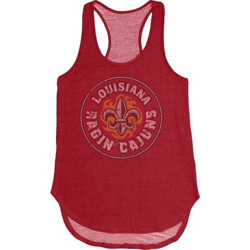 Blue 84 Women's University of Louisiana at Lafayette Nala Premium Terry Tank Top