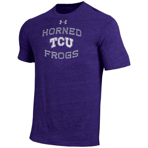 Under Armour Men's Texas Christian University Legacy T-shirt