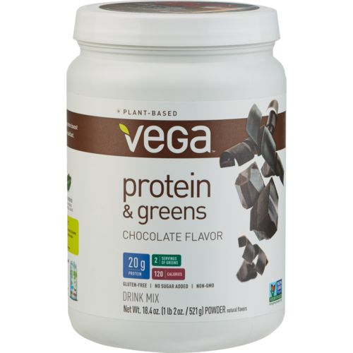 Vega Protein and Greens Drink Mix