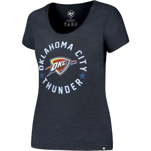 '47 Oklahoma City Thunder Women's Knockaround Club Circle T-shirt - view number 1