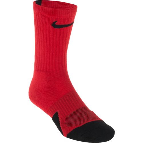 Display product reviews for Nike Men's Dry Elite 1.5 Crew Basketball Socks