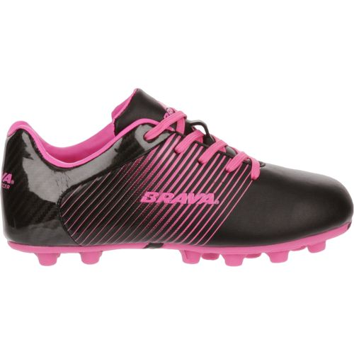 official photos c902b aaee3 on feet at b2f12 cd0b5 girls Rose nike soccer Chaussures cleats