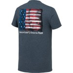 New World Graphics Men's University of Central Florida Flag Glory T-shirt - view number 2