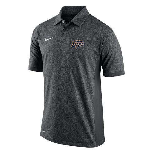 Nike Men's University of Texas at El Paso Victory Block Polo Shirt