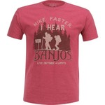 Live Outside the Limits Men's I Hear Banjos T-shirt - view number 1