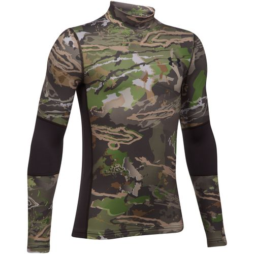 Under Armour Boys' ColdGear Armour Long Sleeve Shirt