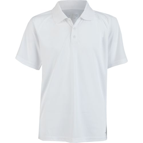 BCG Boys' Solid Short Sleeve Polo Shirt - view number 1