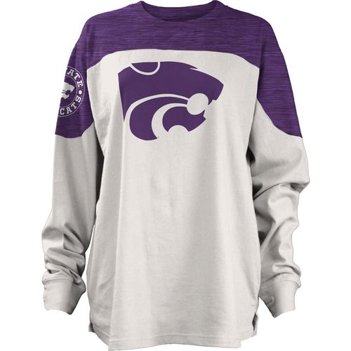Three Squared Juniors' Kansas State University Cannondale Long Sleeve T-shirt