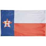 WinCraft Houston Astros 3 ft x 5 ft Deluxe Flag - view number 1