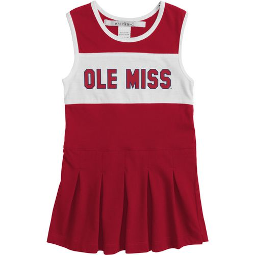Chicka-d Girls' University of Mississippi Cheerleader Dress