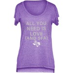 Chicka-d Women's Stephen F. Austin State University Scoop-Neck T-shirt - view number 1