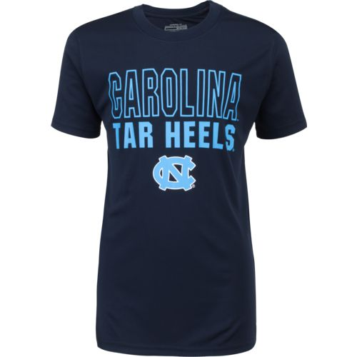 Colosseum Athletics Boys' University of North Carolina Team Mascot T-shirt