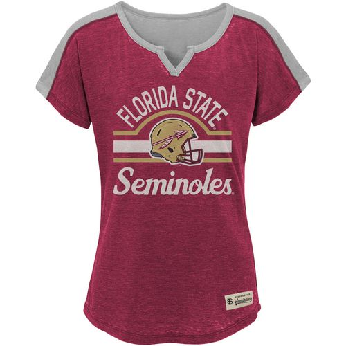 Gen2 Girls' Florida State University Tribute Football T-shirt - view number 1