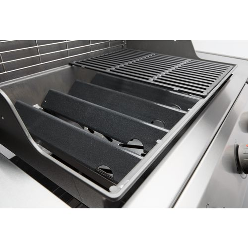 Weber Genesis II E-410 4-Burner Natural Gas Grill - view number 5