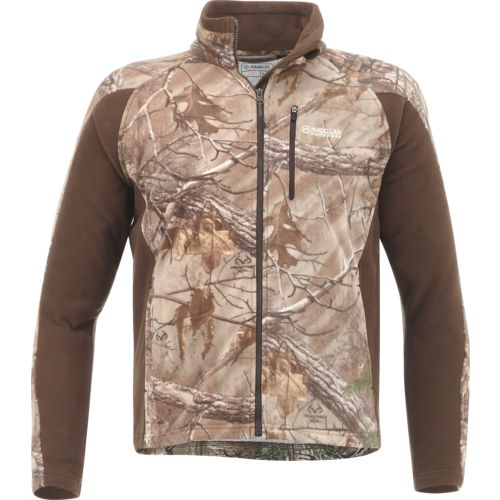 Magellan Outdoors Men's Blue Ridge Fleece Jacket