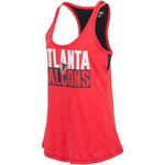 5th & Ocean Clothing Women's Atlanta Falcons Glitter Tank Top - view number 3