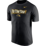 Nike Men's University of Southern Mississippi Dri-FIT Legend 2.0 Short Sleeve T-shirt - view number 1