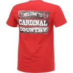 New World Graphics Men's Lamar University Welcome Sign T-shirt - view number 2
