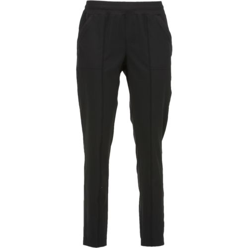 BCG Women's On The Go Woven Ankle Pant
