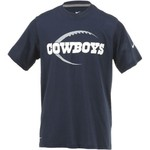 Nike Boys' Dallas Cowboys Legend Icon T-shirt - view number 1