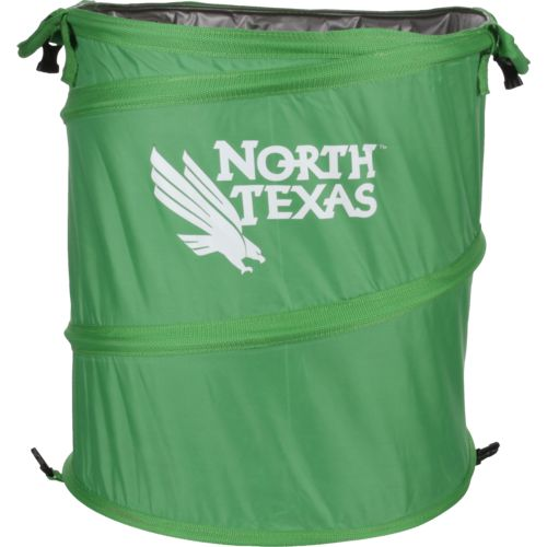 Logo University of North Texas Collapsible 3-in-1 Cooler - view number 1