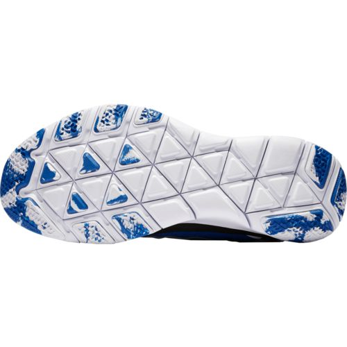 Nike Men's University of Kentucky Free Trainer V7 Week Zero Training Shoes - view number 6