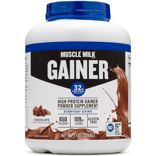 Display product reviews for CytoSport Muscle Milk Gainer 5 lbs