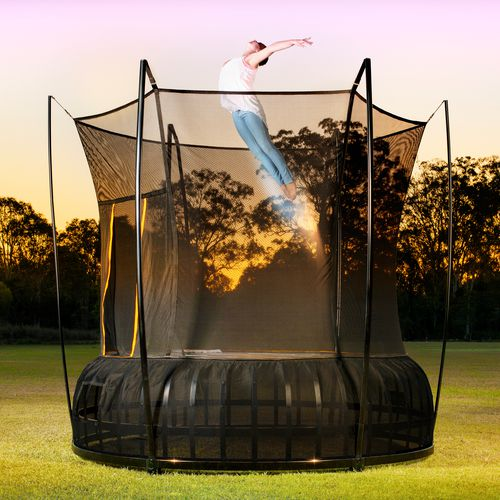 Vuly Thunder 8.5 ft Medium Round Trampoline - view number 4