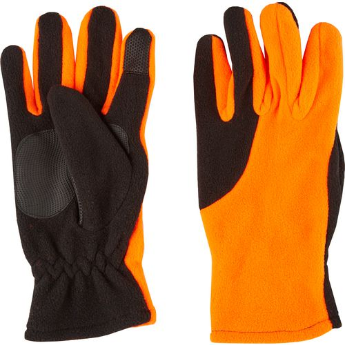 Hot Shot Men's Heat Factor 1 Sharpshooter Fleece TOUCH Hunting Gloves 6-Pack
