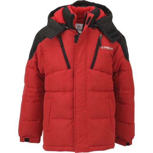 Magellan Outdoors Boys' Puffer Jacket