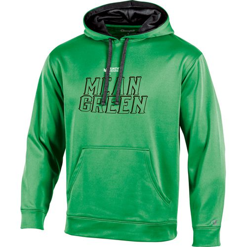 Champion Men's University of North Texas T-Formation Hoodie