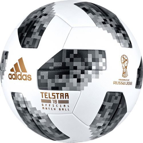 adidas World Cup 2018 Adults' Official Match Soccer Ball