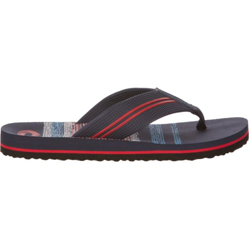 Display product reviews for O'Rageous Boys' Beach Flip-Flops