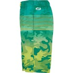 O'Rageous Boys' Gradient Camo Printed Boardshorts - view number 4