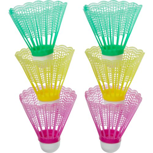 AGame Neon Shuttlecocks 6-Pack