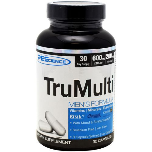 PEScience TruMulti Men's Formula Dietary Supplement